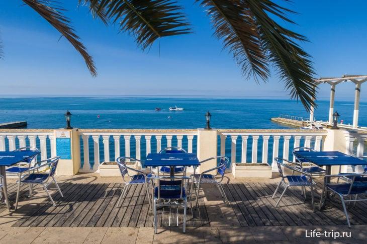 Пляж Сон у моря (Мамайка)